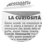 Il Messaggero - P.Polidori