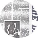 Corriere della sera - F.Cordelli