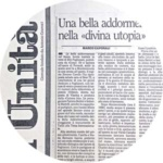 L'Unità - M. Caporali