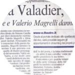 Corriere della sera - G.Mancini