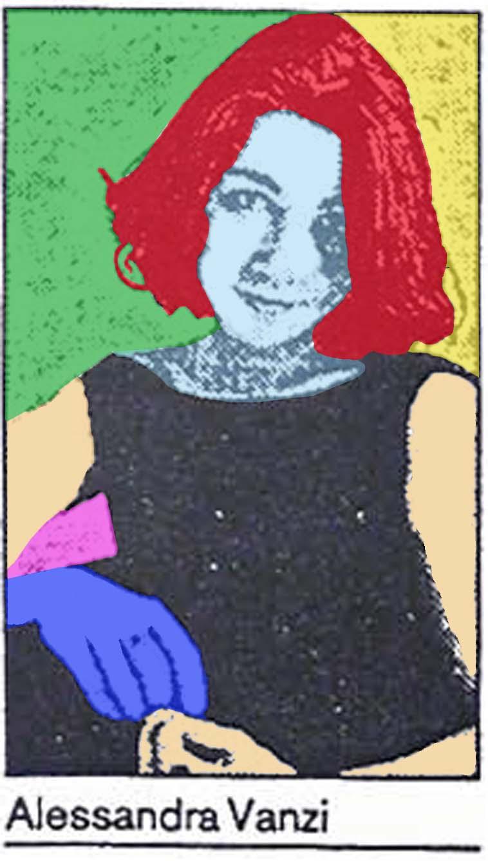 Alessandra Vanzi - 52oreHappening_1997