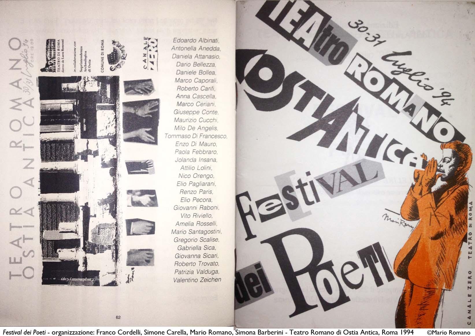 Festival dei Poeti_1994