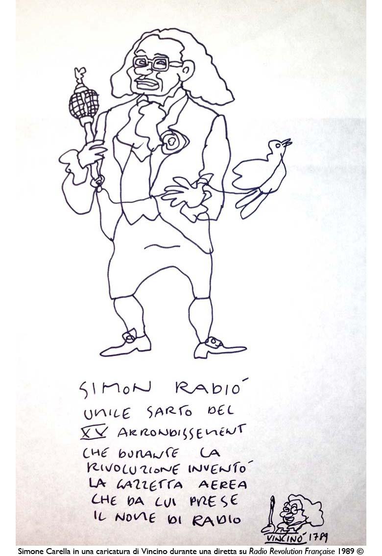 Vincino per Simone Carella a RadioRF_2-89