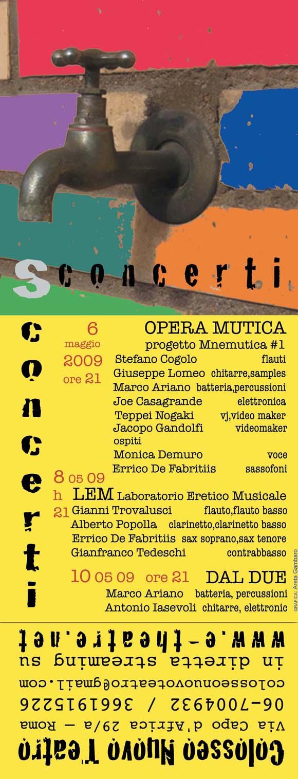 Suoni-i lunedì della musica_2008-2012_Sconcerti