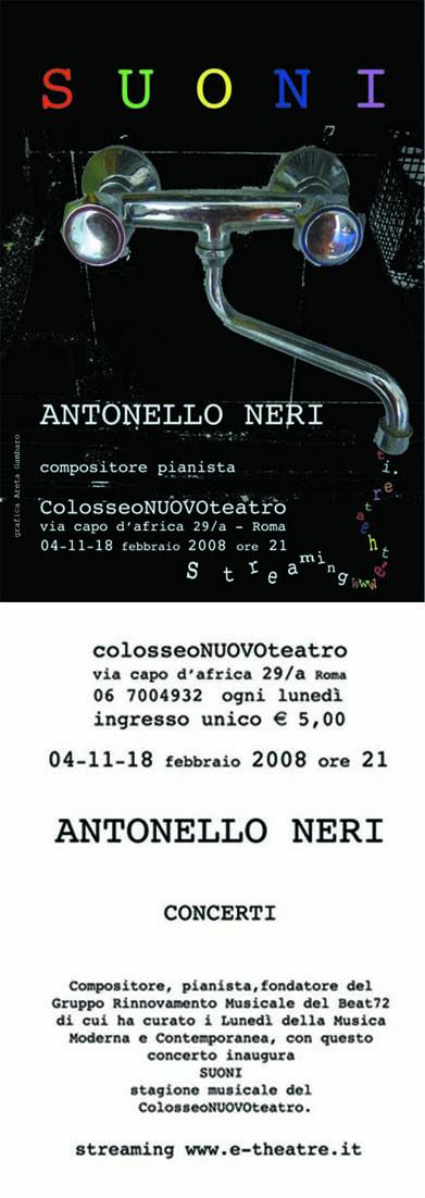 Suoni-i lunedì della musica_2008-2012_Antonello Neri