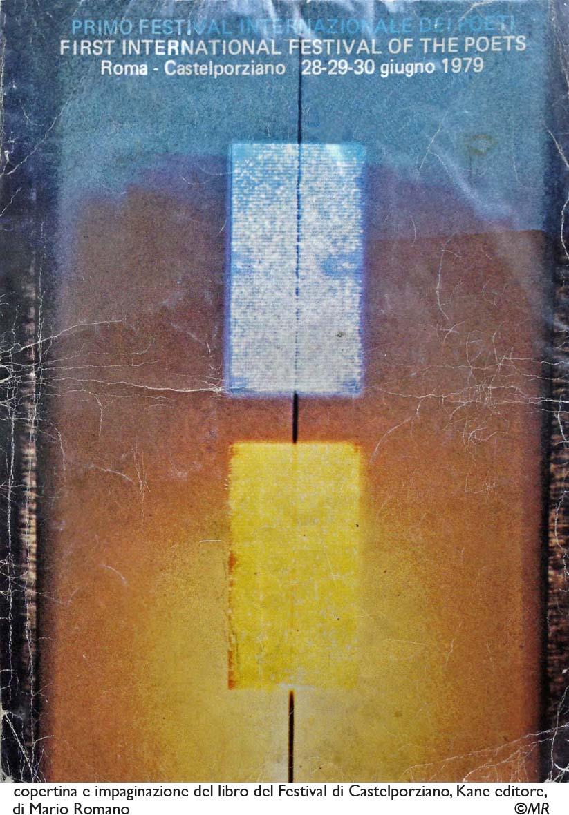 Locandina cover libro Castelporziano